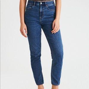 EUC mom jeans